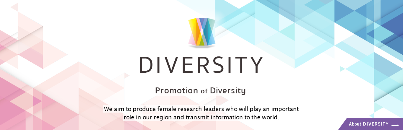 Promotion of Diversity